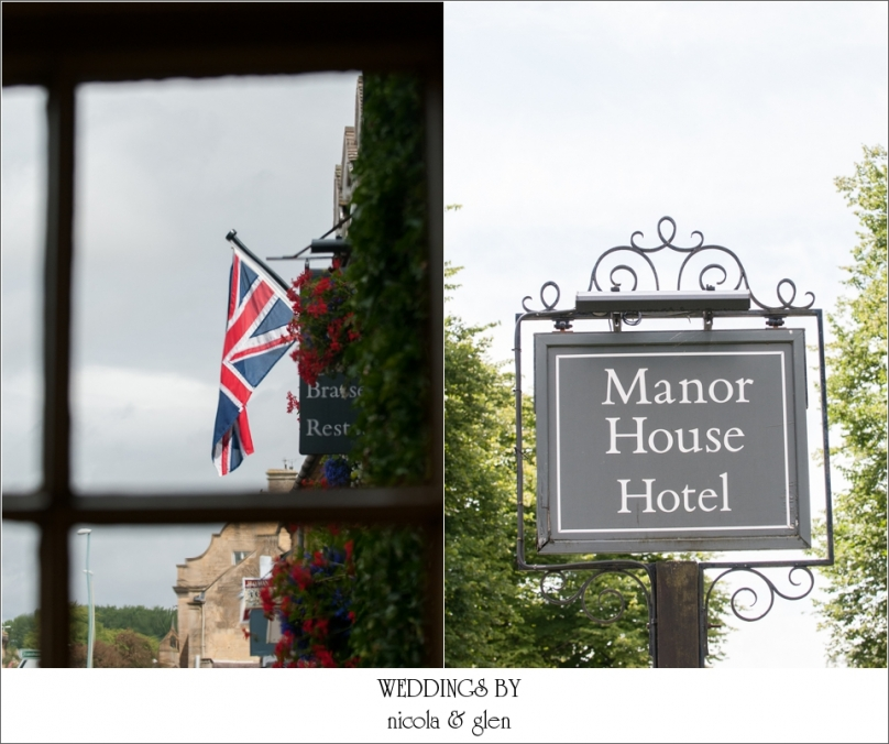 Manor House Hotel Weddings