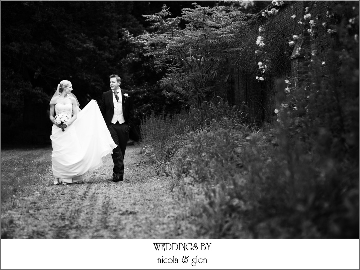 Milton Hill House Wedding Photo