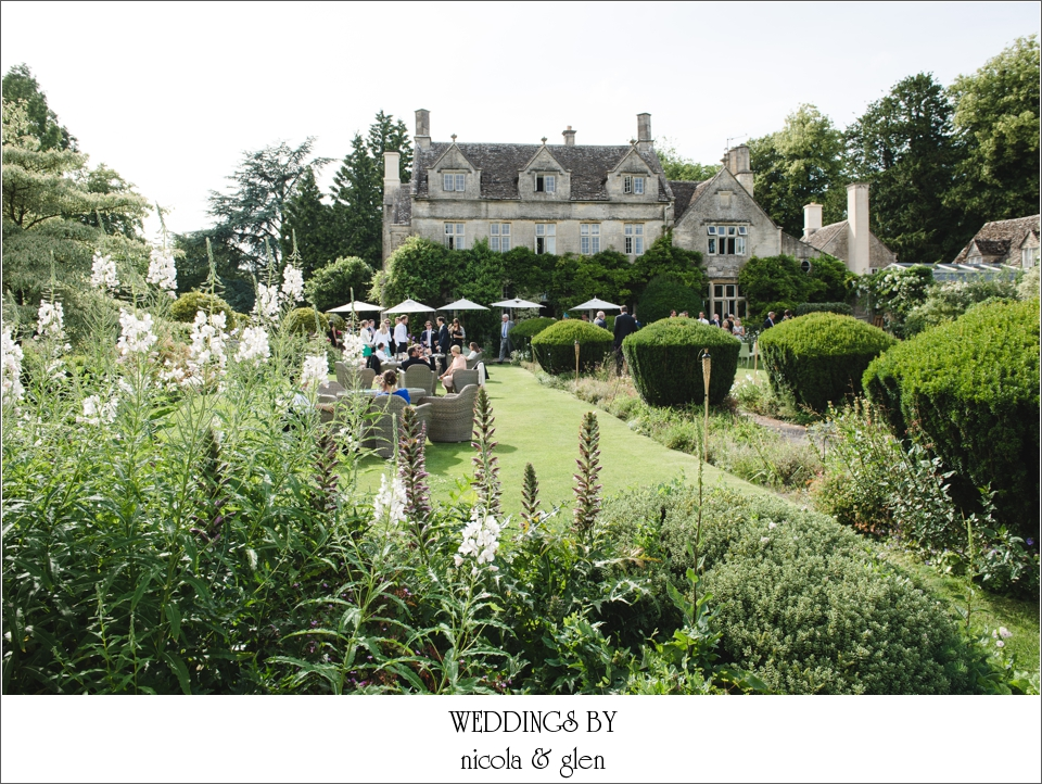 Upper court manor wedding