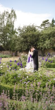 slaughters manor house marquee wedding photo